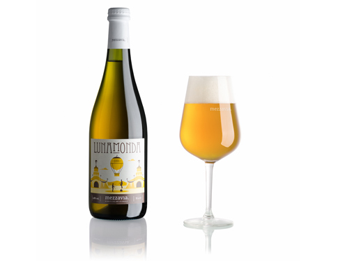 Lunamonda Mezzavia Birra Artigianale Sarda