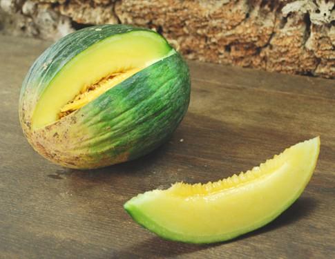 Melone Verde Invernale Sardo