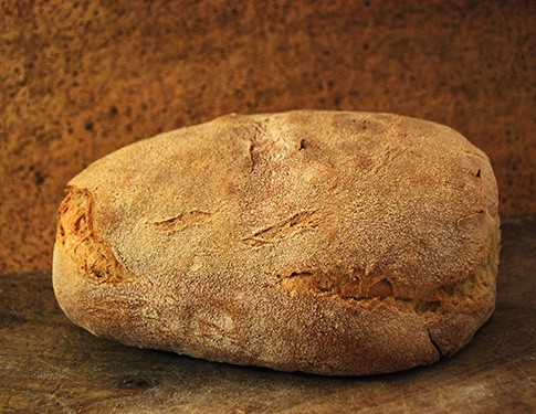 Pane a Lievitazione Naturale Ballao Sardegna