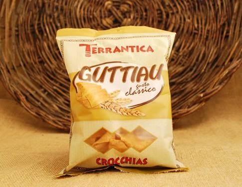 Pane Guttiau Classico Terrantica Sardegna