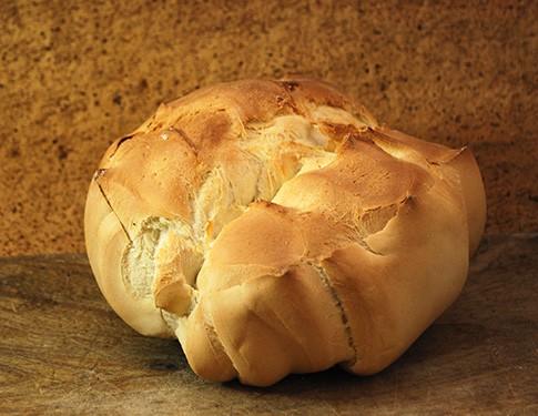 Pane Pasta Dura Coccoi Sardegna di semola cotto forno a legna