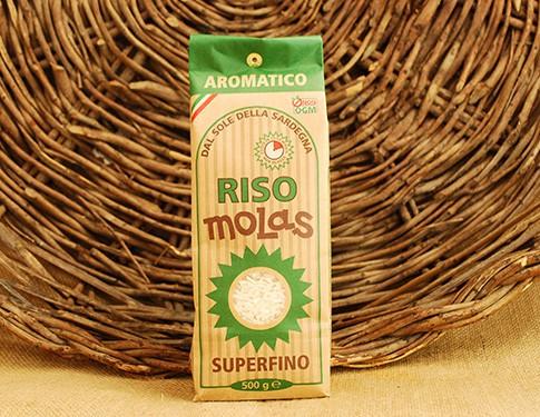 Riso Aromatico Molas Sardegna