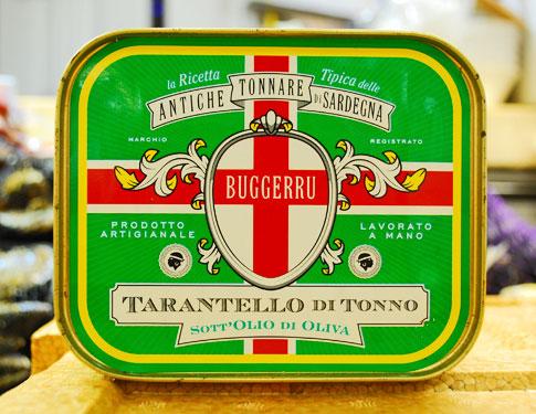 Tarantello di Tonno Buggerru Sardegna
