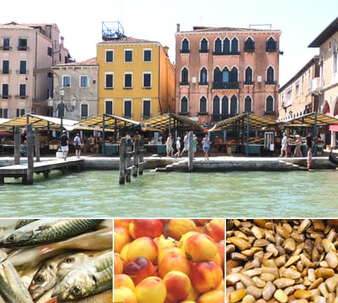 Mercato di Rialto - Venezia