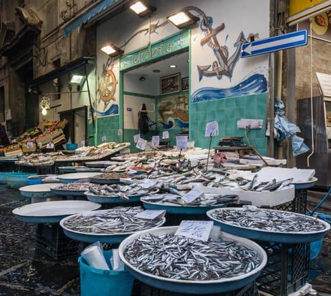 Mercato di Pignasecca - Napoli
