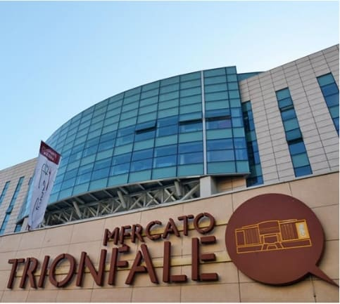 Mercato Trionfale - Roma
